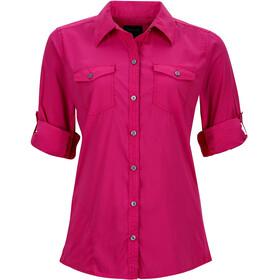Marmot Annika LS Shirt Women Bright Fuchsia